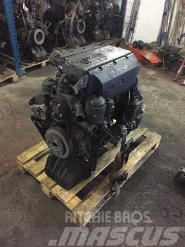Mercedes-Benz Atego817 OM904 Euro3 engine