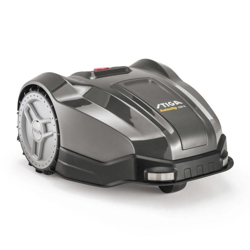 Stiga Autoclip 230S Robot