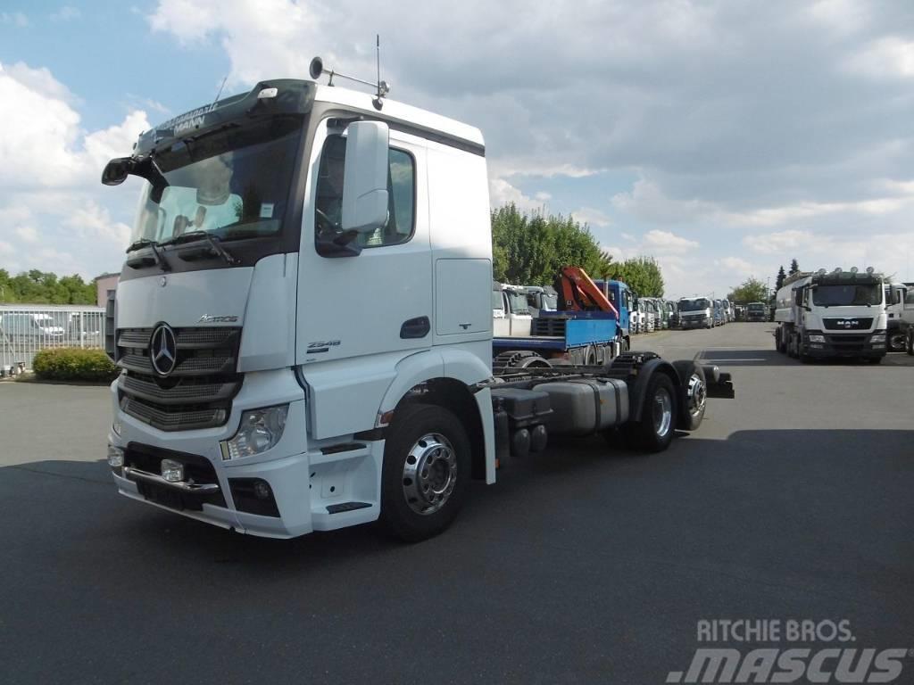 Mercedes-Benz 2548 ( nr. 4158)