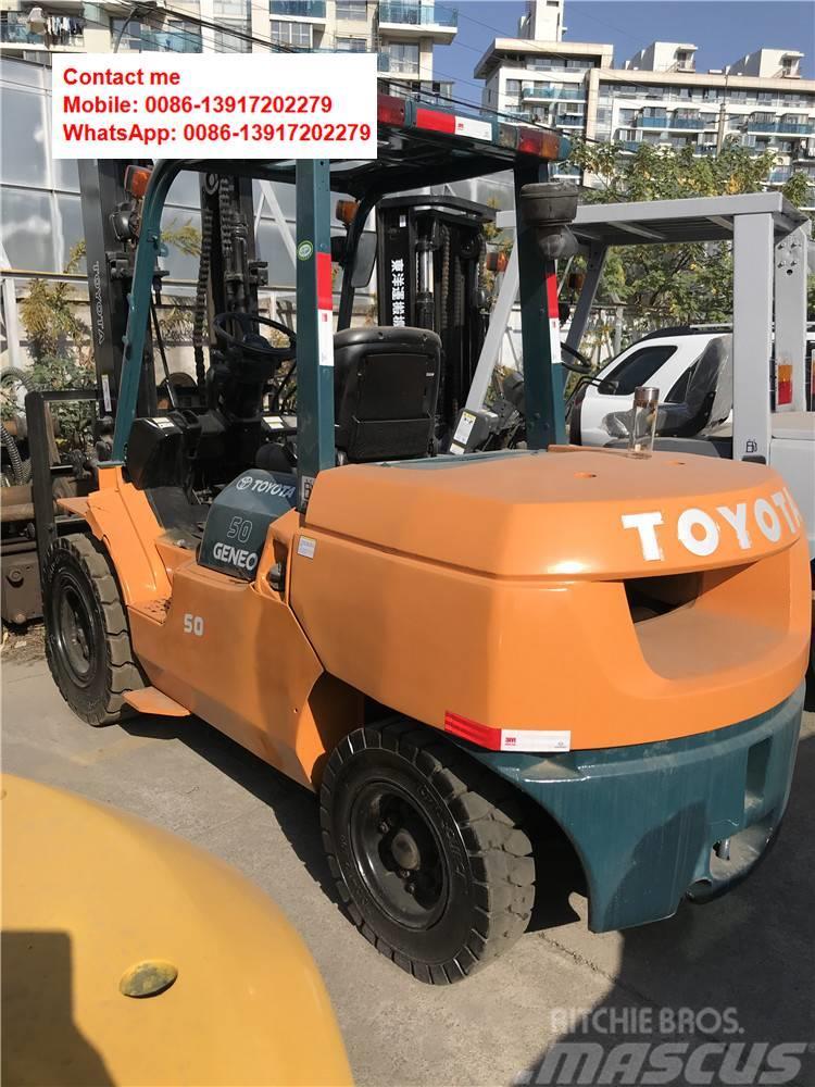 Toyota FD 50   FD25  FD30  FD40