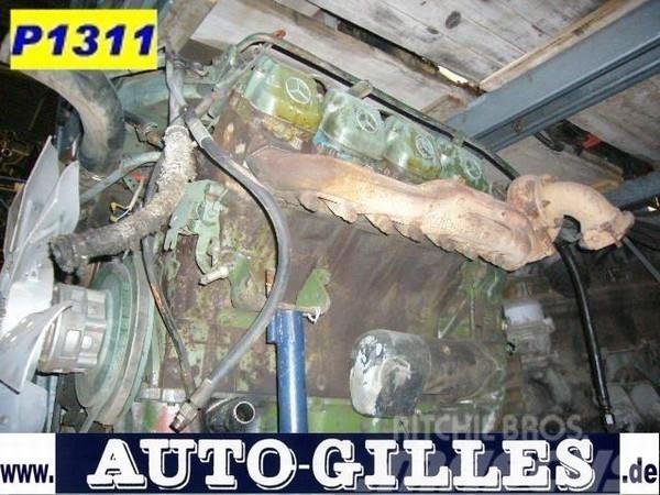 Mercedes-Benz OM 442 A / OM442A MB-Motor 8 Zyl. Turbo, 1987, Motorer