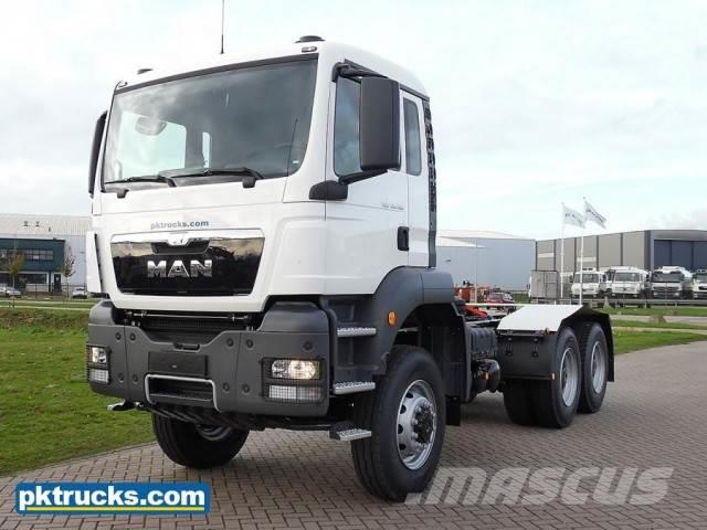 MAN TGS 40.480 BB-WW (4 Units)