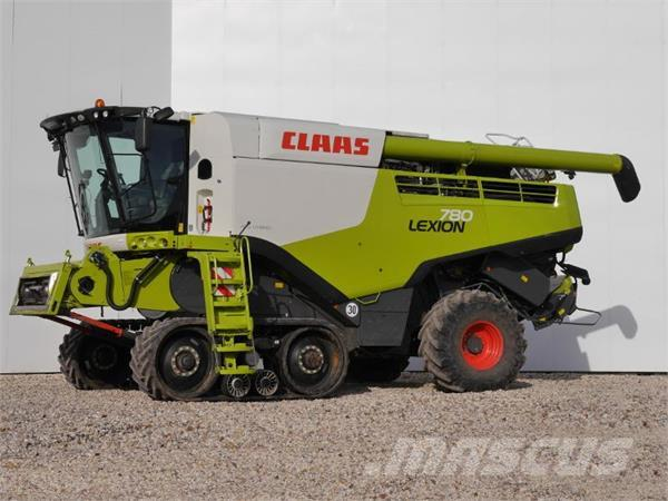 CLAAS LEXION 780 TERRA TRAC