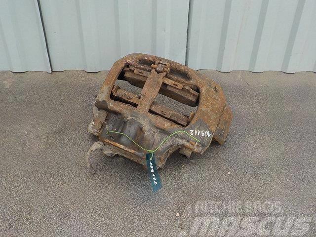 MAN TGA Slide brake calliper rear left 81508046375
