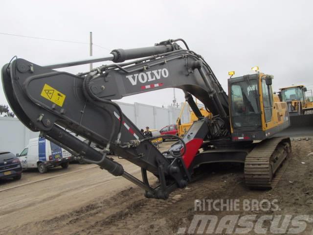 Volvo EC330 B LC M