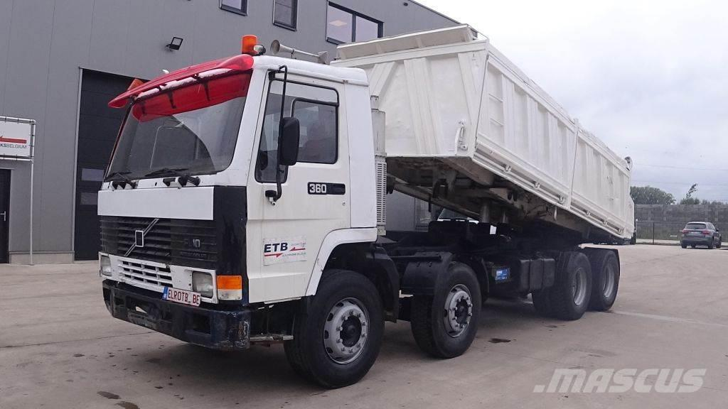 Volvo FL 10 - 360 (EURO 2 / WITH MANUAL PUMP / FULL STEE