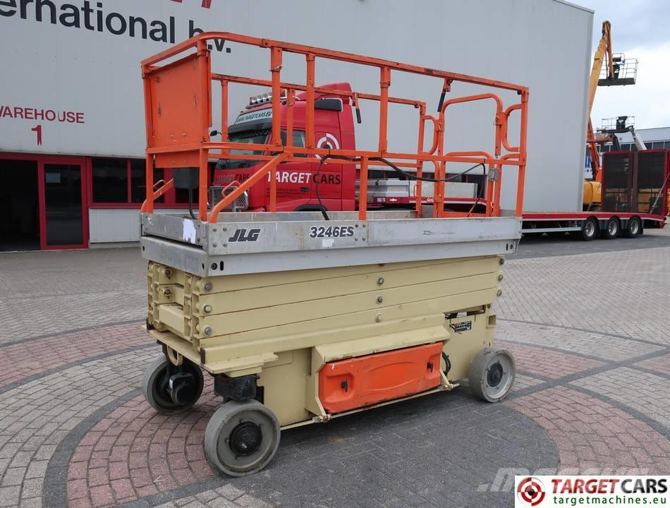 JLG 3246ES Electric Scissor Work Lift 1168cm