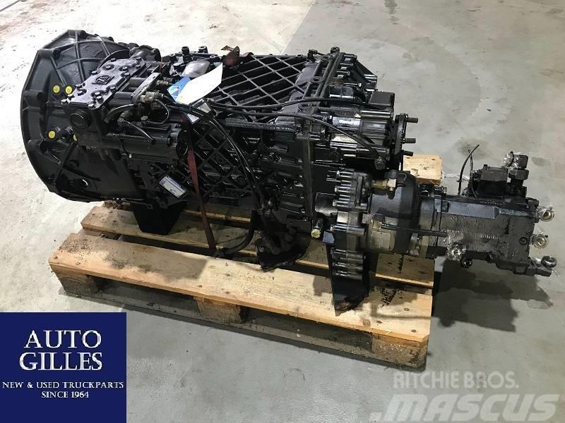 ZF LKW Getriebe für MAN 16S2325TO / 16 S 2325 TO New
