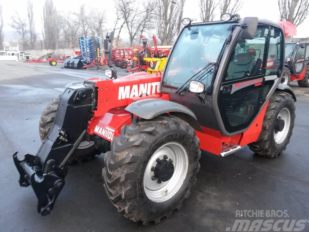 Manitou MLT735-120LSU