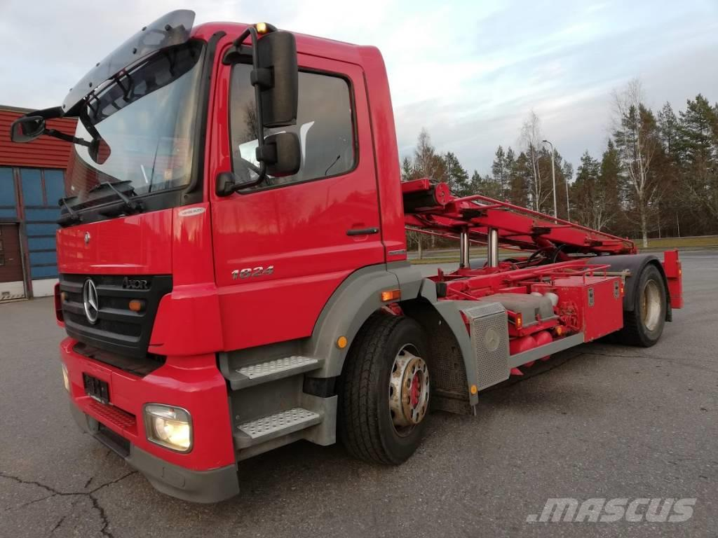 Mercedes-Benz Axor 1824 Multilift