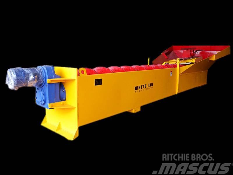 White Lai Sand Washing Machine Screw Sand Washer LSX1115