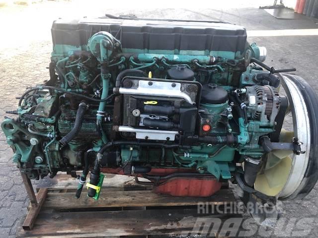 Volvo D7E - 240 HP - EBR-EPG / EM-EC06