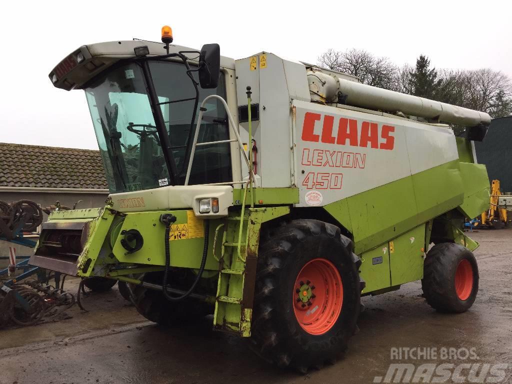 CLAAS Lexion450