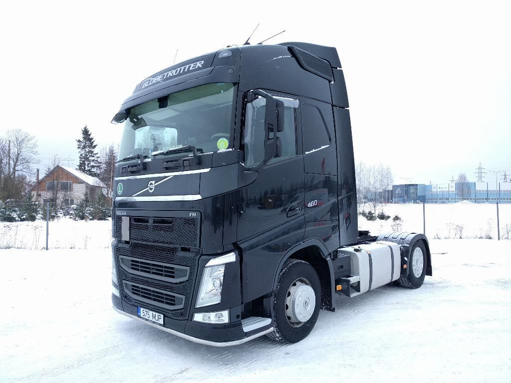 volvo fh 460 4x2 euro 6 til salgs 2014 i tartu estland. Black Bedroom Furniture Sets. Home Design Ideas
