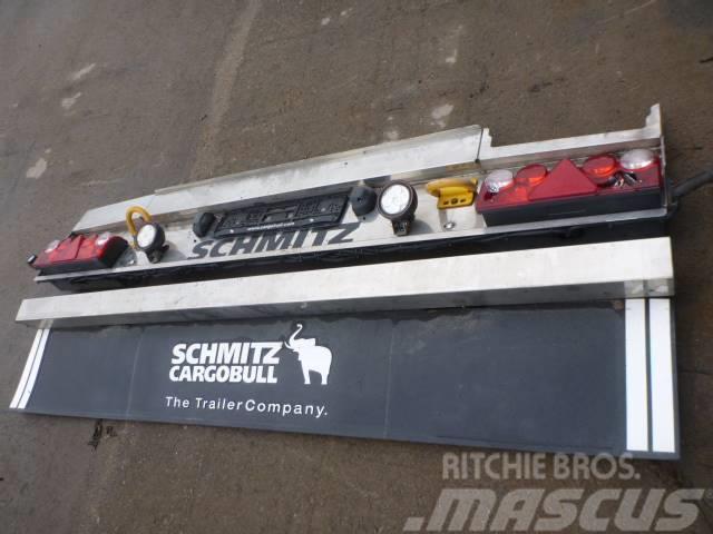 Schmitz bakljusramp rostfritt