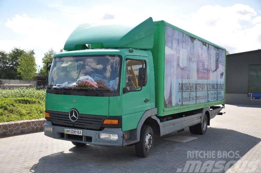 Mercedes-Benz Altego 815