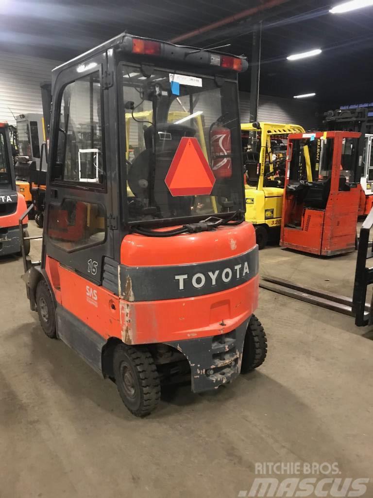 Toyota 7 FB MF 16