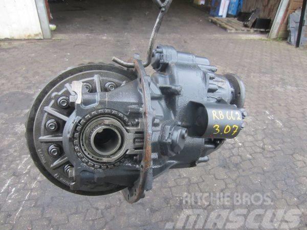 Scania RB662 - 3.07 P/N: 1769865 / 574530
