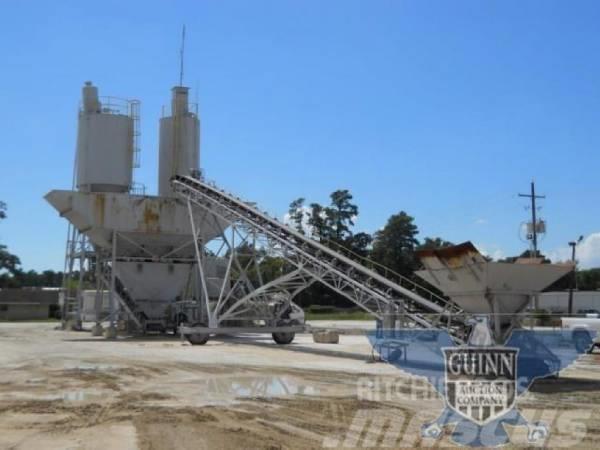 United States Cement Plants : Purchase cs johnson dry batch concrete plant