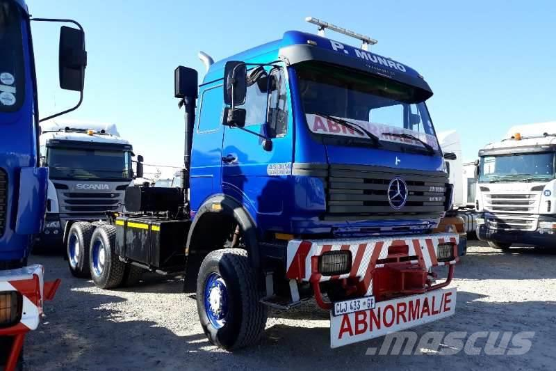 Mercedes-Benz Powerliner 3850 AS 6X6