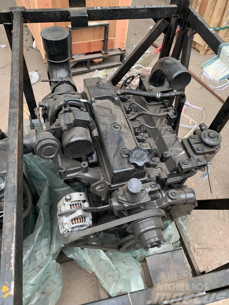 Cummins NEW 4B 3.3L TAA-60C Complete Engine Motor