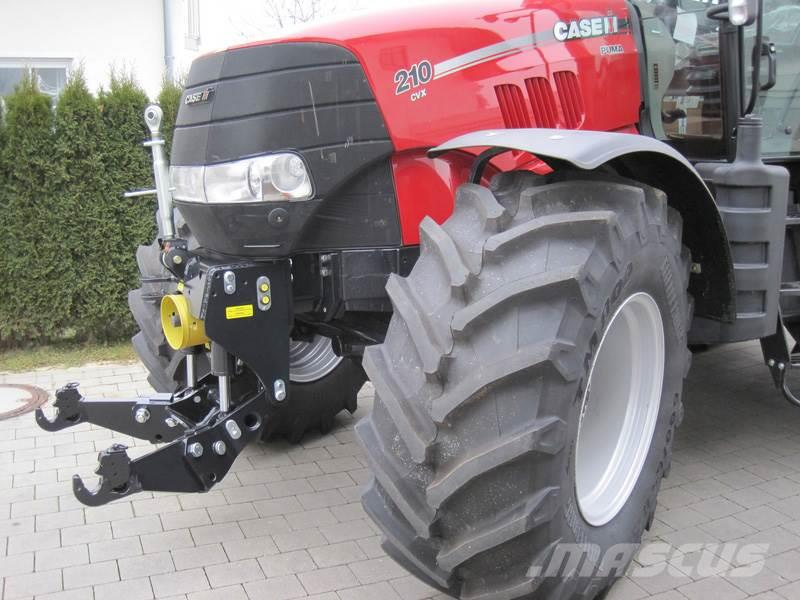 [Other] Degenhardt Front PTO Case IH