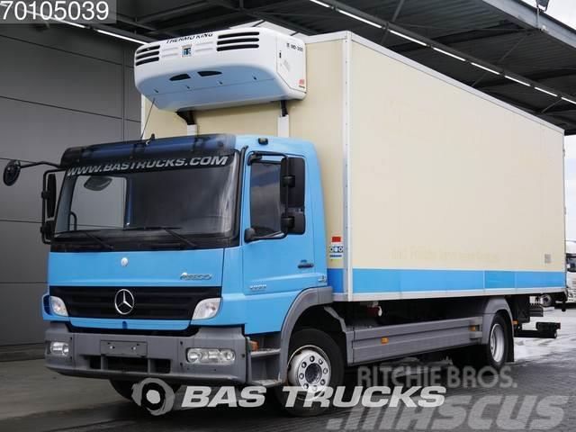 Mercedes-Benz Atego 1222 L 4X2 German-Truck LBW Euro 5 Thermo-Ki