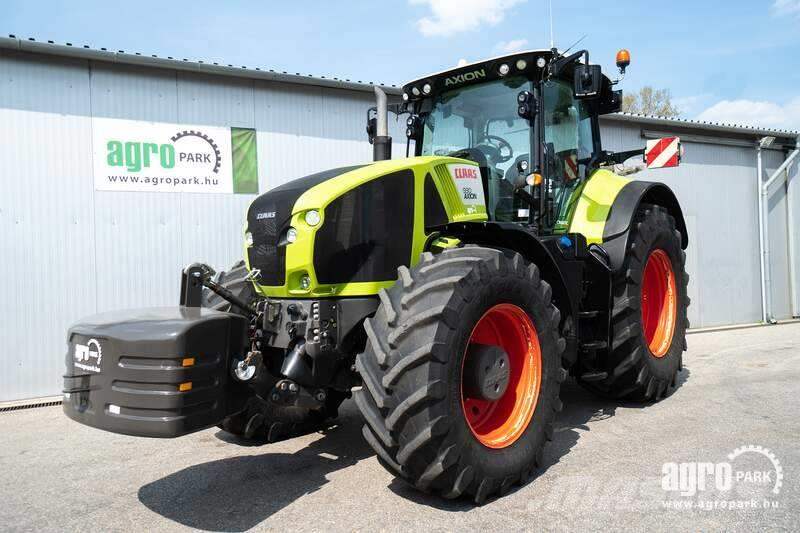 CLAAS Axion 930 CEBIS (3109 hours) CMATIC transmission
