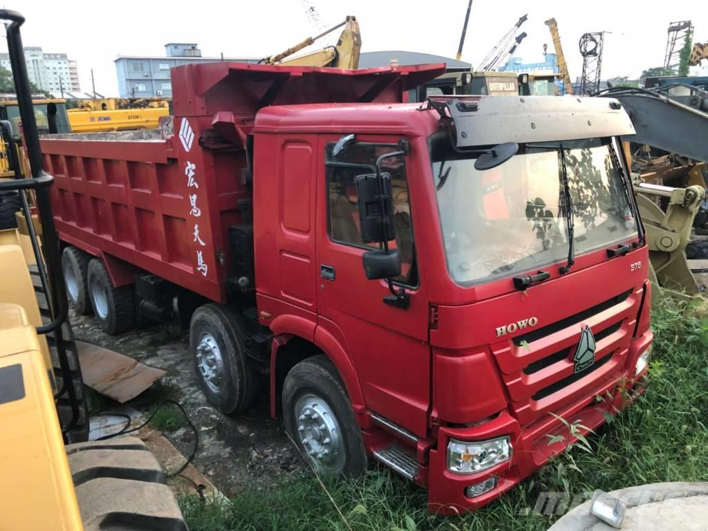 Howo 375 - Site dumpers - Mascus Ireland