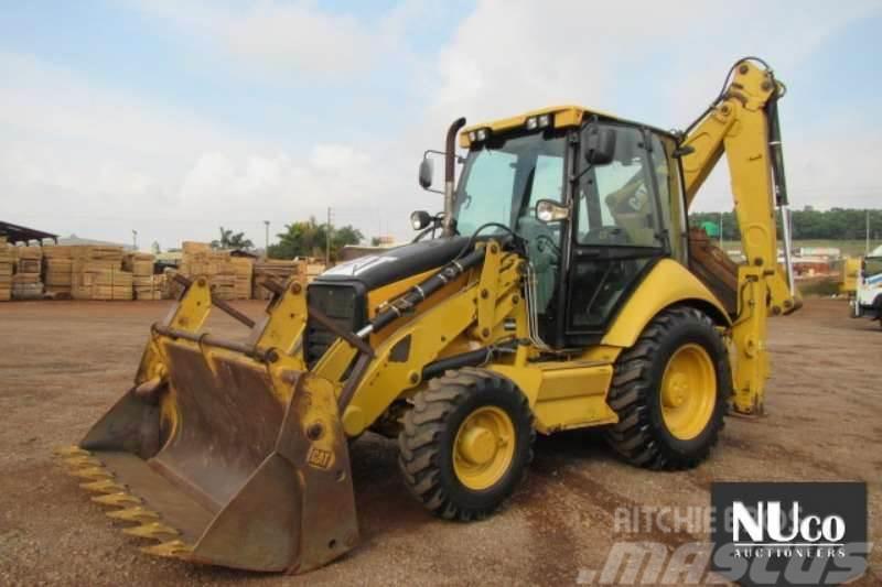Caterpillar CAT 428E TLB