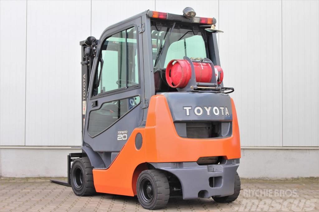 Toyota 02-8FGKF20 Triplex