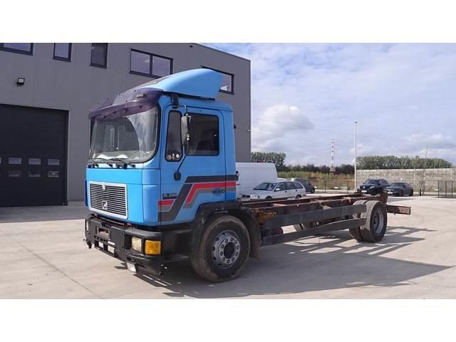 MAN 18.262 (6 CYLINDER ENGINE WITH ZF-GEARBOX / MANUAL