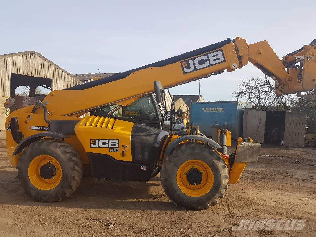 JCB 540 140