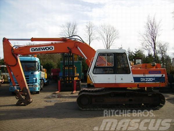Daewoo DH220 LC