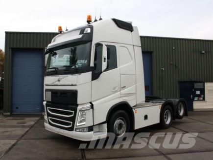 Volvo FH13 500 Double Boogie Tractor