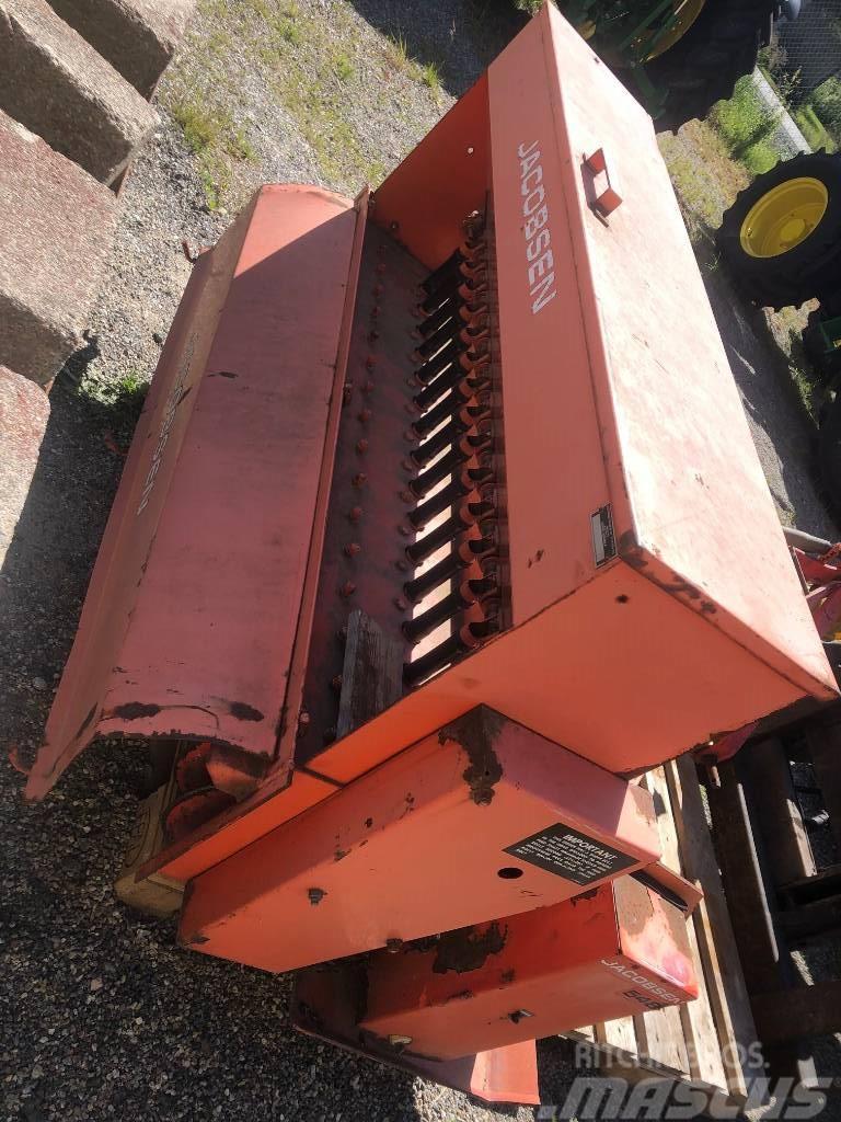 Jacobsen Seeder 548