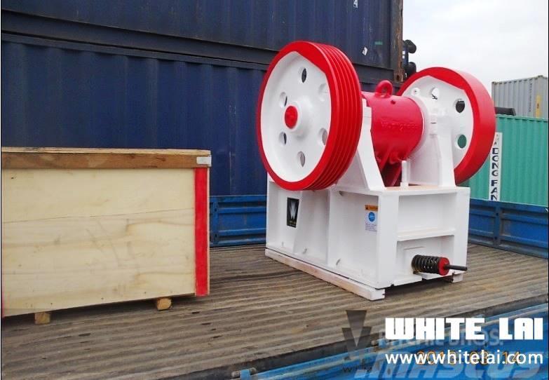 White Lai PE250X400 Small Jaw Crusher