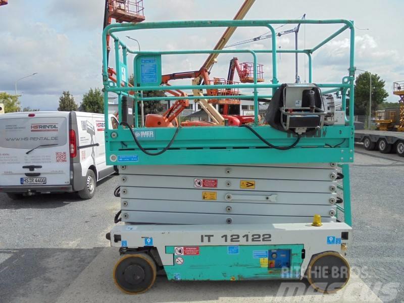 Iteco IT12122 elektro 13.90m NEW BATTERIES