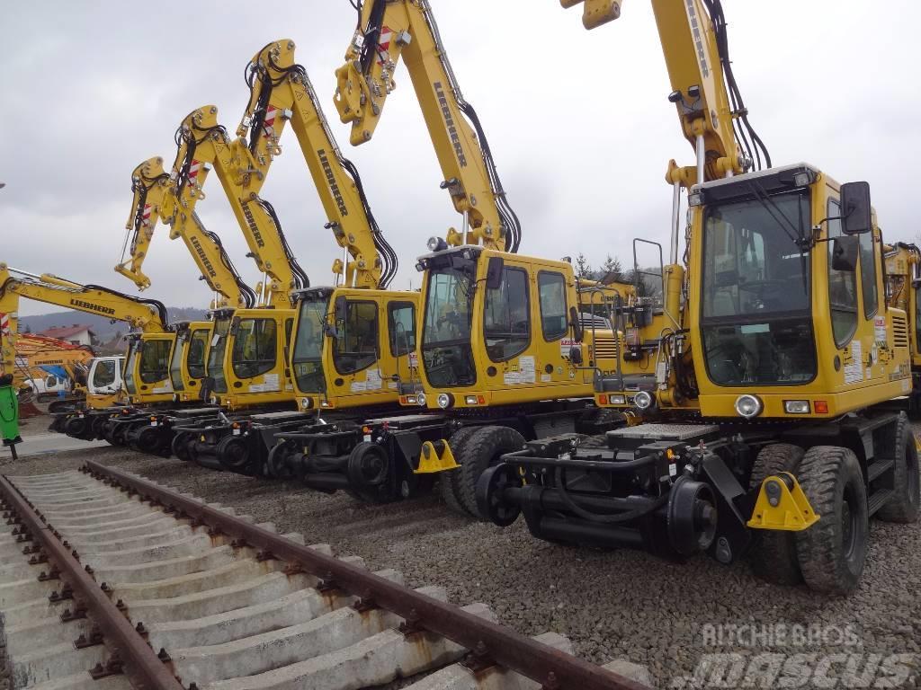 Liebherr A 900 C ZW / ATLAS / TEREX / CATERPILLAR /