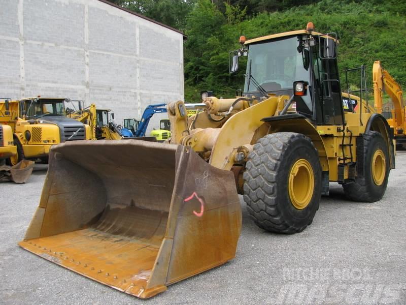 Caterpillar 962H Ekstra stanje