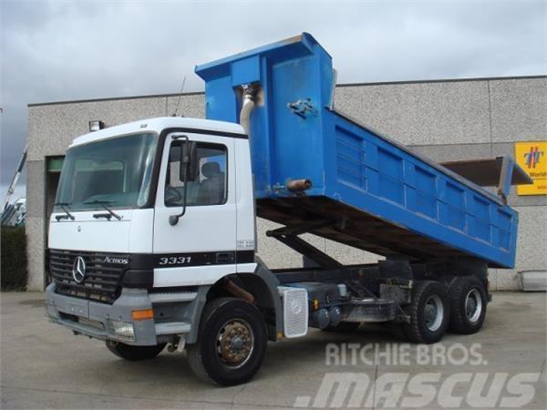 Mercedes-Benz 3331 K 6X4