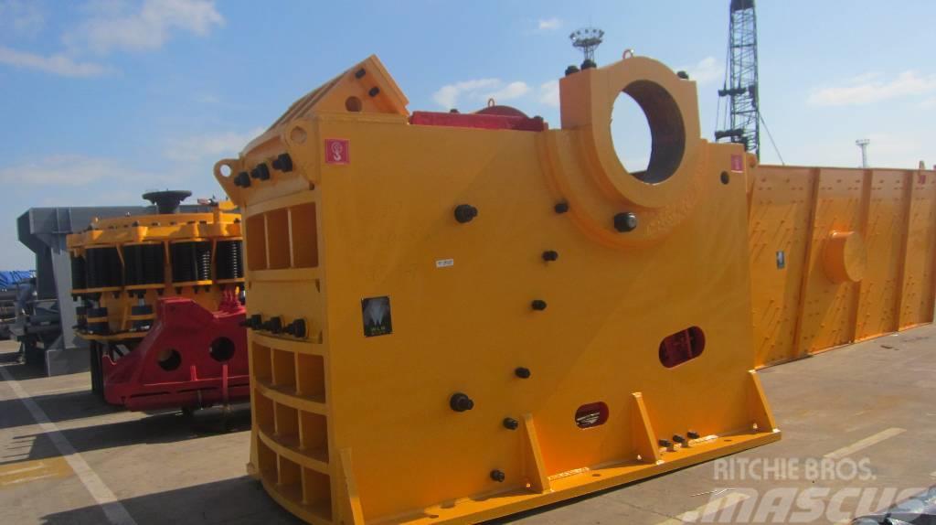 White Lai Stone Jaw Crusher Machine PE-900x1200, 2017, Krossar