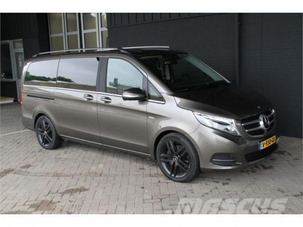 Mercedes benz v klasse v250 d avantgarde edition occasion for Mercedes benz 950