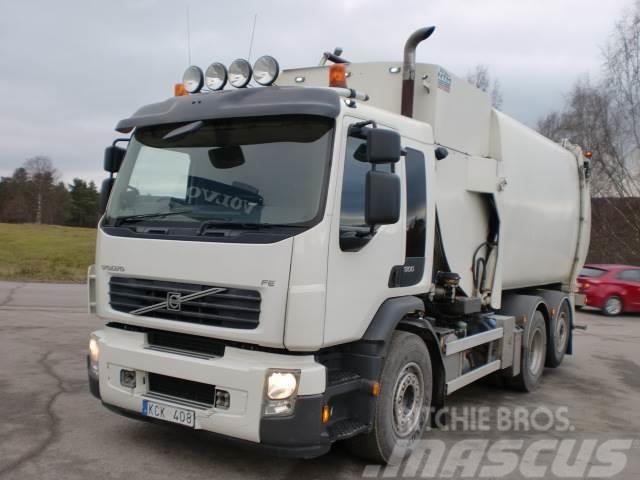 Volvo FE 6x2 Sidlastare