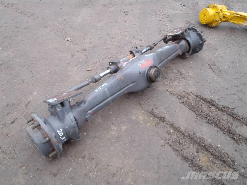 [Other] Front axle Renault Ares 620
