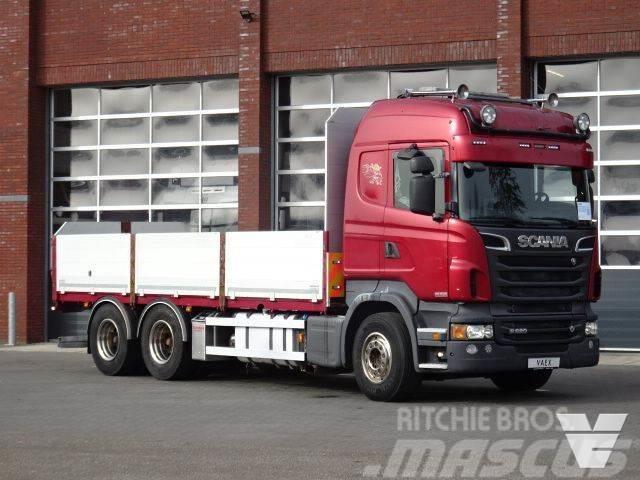 Scania R620 6x4 Highline - Full air - Manual - Hydraulic