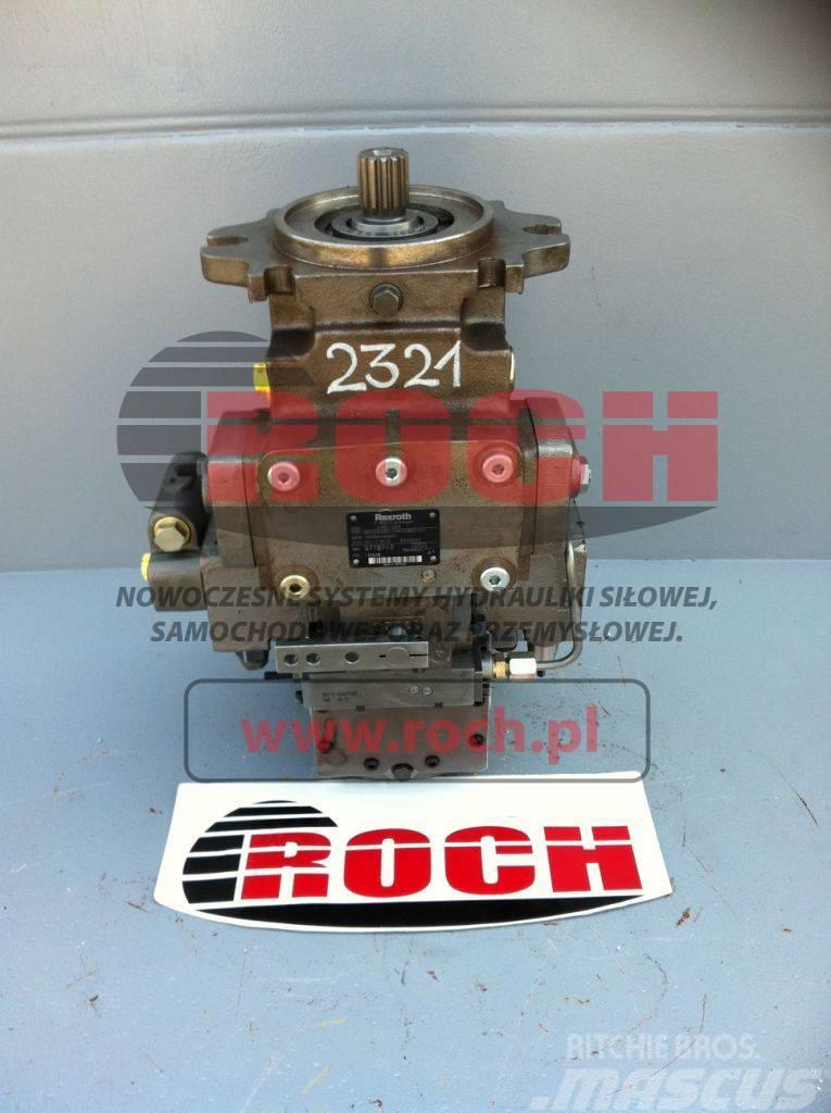 Bomag BW 141, BW160, BW164 AC Pompa Pump Rexroth