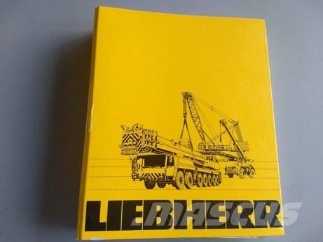 Liebherr SPARE PARTS CATALOG LTM1030