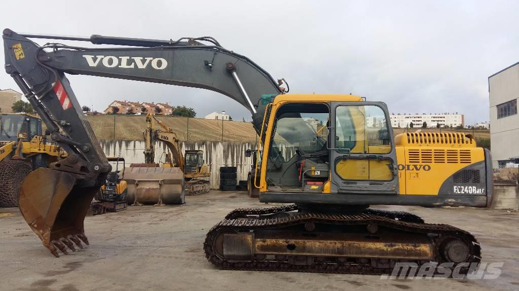 Volvo EC 240 B N LC