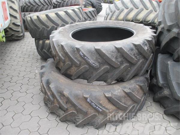 Michelin 2 Reifen 480/70R38